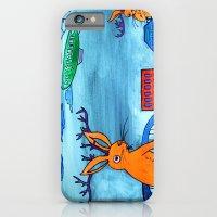 No Hope Jackalope Full iPhone 6 Slim Case