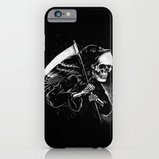 DEATH WILL HAVE HIS DAY iPhone 6s Slim Case