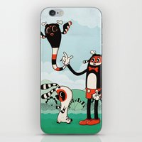 Petryk iPhone & iPod Skin