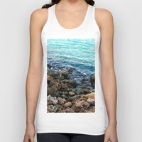 Layers In Nature Unisex Tank Top
