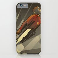 star iPhone & iPod Cases featuring The Star-Lord by The Art of Danny Haas