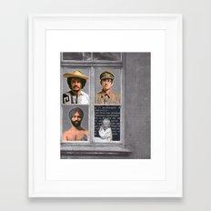 Apple Pie Framed Art Print