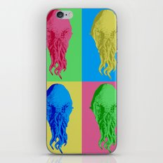 Doctor Who: Ood on LSD iPhone & iPod Skin