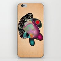 Dissection (of a thought) iPhone & iPod Skin