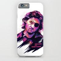 Kurt Russell: BAD ACTORS iPhone 6 Slim Case