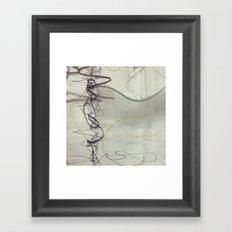 Cygnus I Framed Art Print