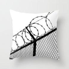 Prison Break Throw Pillow