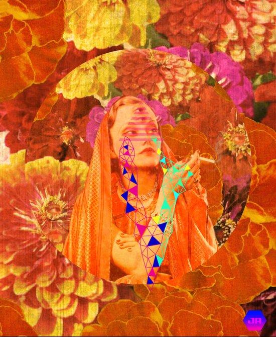 spaceflowerss Art Print