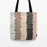 Shreds of Colors 3 Tote Bag