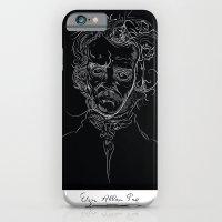 edgarBlack iPhone 6 Slim Case