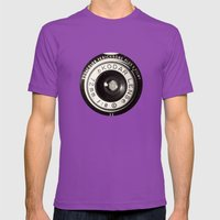 Classic Mens Fitted Tee Ultraviolet SMALL