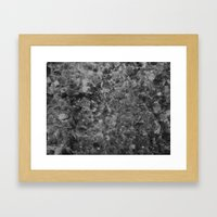 Quartz Framed Art Print