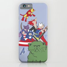 The Catvengers - Earth's Mightiest Kitties iPhone 6 Slim Case