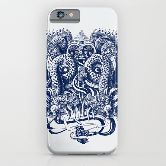 Tlaloc iPhone & iPod Case
