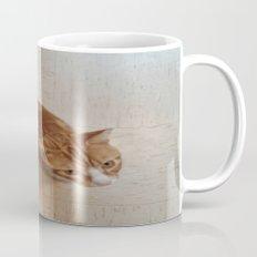 MORRIS ON THE WALL Mug