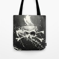 Hidden Lie Tote Bag