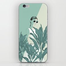 The Blue Nature iPhone & iPod Skin