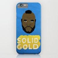 Solid Gold iPhone 6 Slim Case