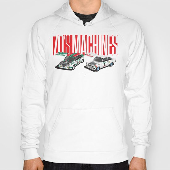 70's Machines Hoody