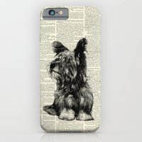 Yorkie iPhone 6 Slim Case