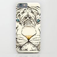 The White Tiger iPhone 6 Slim Case