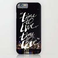 iPhone & iPod Case featuring Bright Lights by Reg Lapid