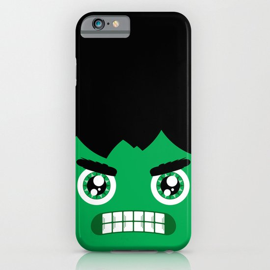 Adorable Hulk iPhone & iPod Case