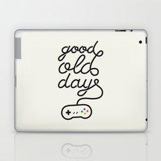Good Old Days - Videogame Laptop & iPad Skin