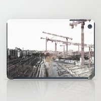 Paris d'avenir 6 iPad Case