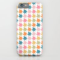 Put Some Flowers In Your… iPhone 6 Slim Case