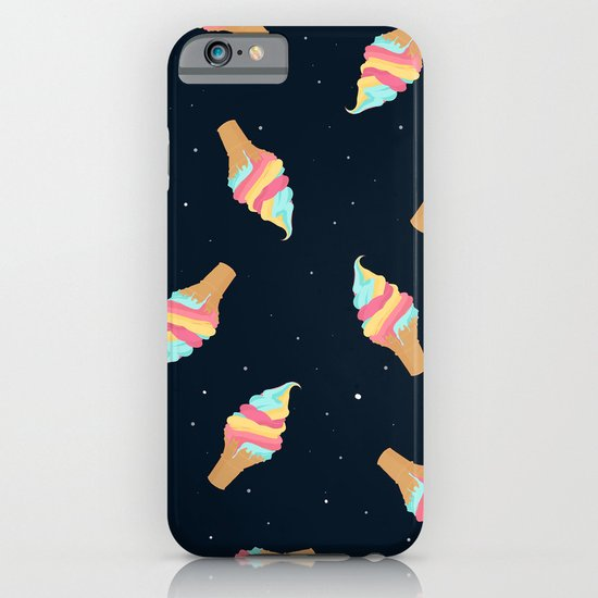 Soft Serve in Space iPhone & iPod Case