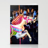 Trusty Steed Stationery Cards