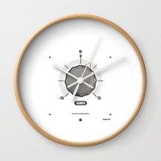 Basiq Knob Art Wall Clock