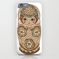 Matrushka iPhone 6 Slim Case