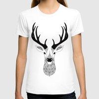 deer T-shirts featuring Deer by Art & Be