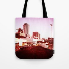 Trains to Central Tote Bag