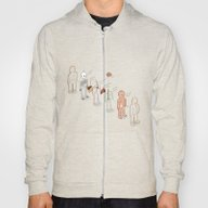 Anatomy Exploded II Hoody