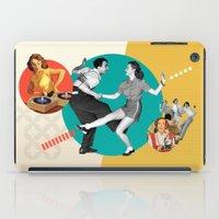 Tempi moderni / Modern times iPad Case