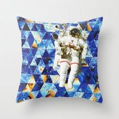 NASA Astronaut Throw Pillow