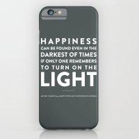 Light - Quotable Series iPhone 6 Slim Case