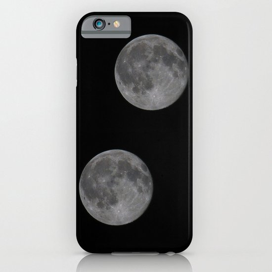 """Moon"" iPhone & iPod Case"