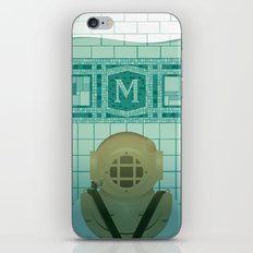 Flooded iPhone & iPod Skin