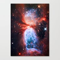 Star Incubator Canvas Print
