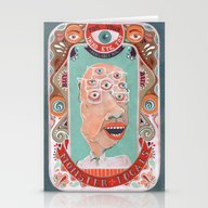 Monster Focals Stationery Cards