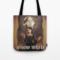Snow White Tote Bag