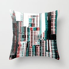 Keyboard Dreams Throw Pillow