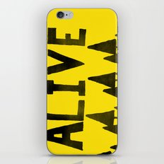ALIVE iPhone & iPod Skin