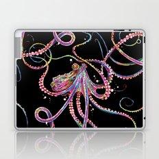 Reverse Drunk Octopus Laptop & iPad Skin