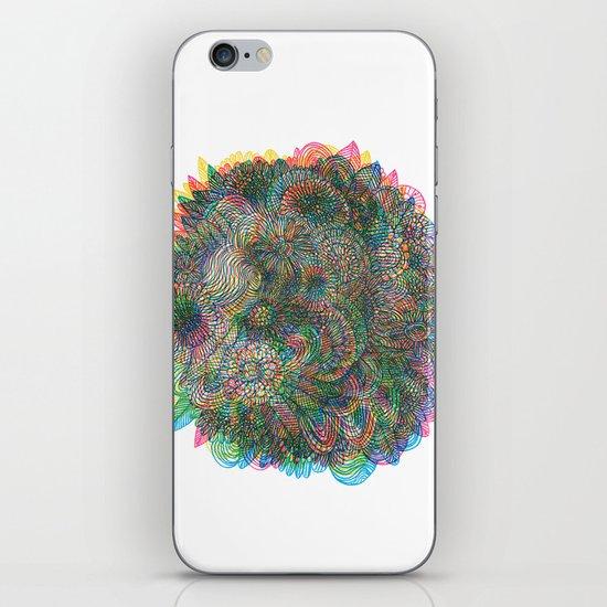 Hallucinations iPhone & iPod Skin
