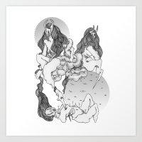 GTTTTS Art Print